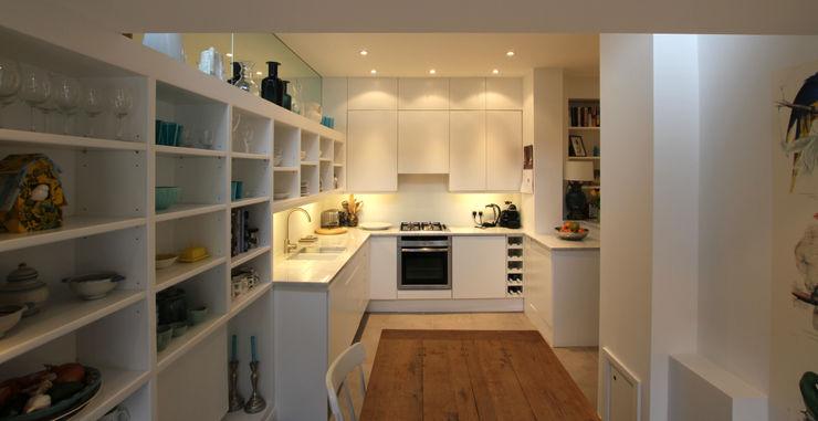 Wellesley Avenue Millar+Howard Workshop Modern kitchen
