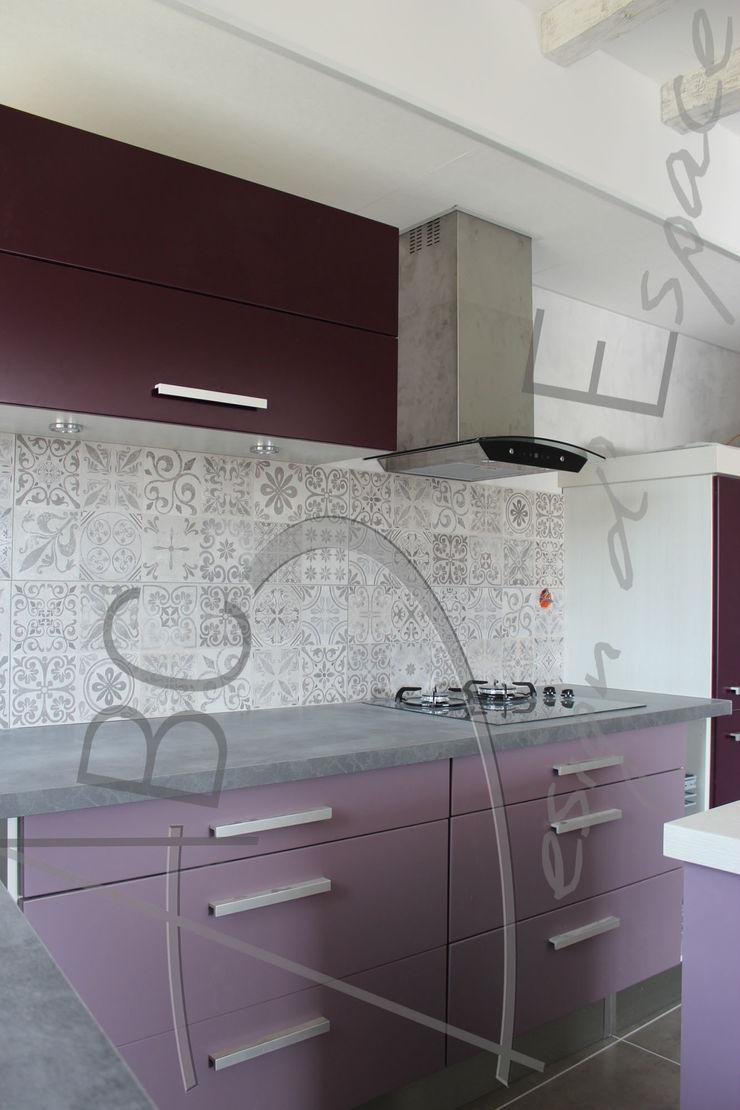 Création d'une cuisine ABC Design d'Espace