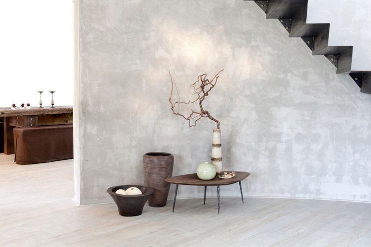 Haus Witzhave raphaeldesign Moderner Flur, Diele & Treppenhaus