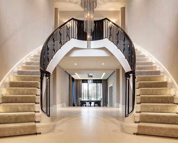 Trąbczyński Classic corridor, hallway & stairs