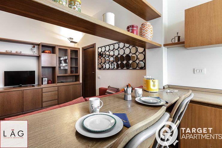 Casa R Architrek Soggiorno moderno