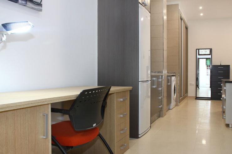 Mohedano Estudio de Arquitectura S.L.P. مكتب عمل أو دراسة