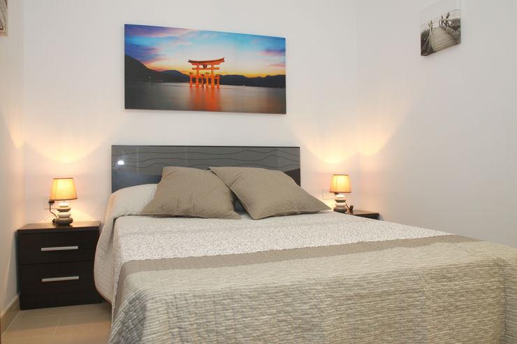 Mohedano Estudio de Arquitectura S.L.P. غرفة نوم