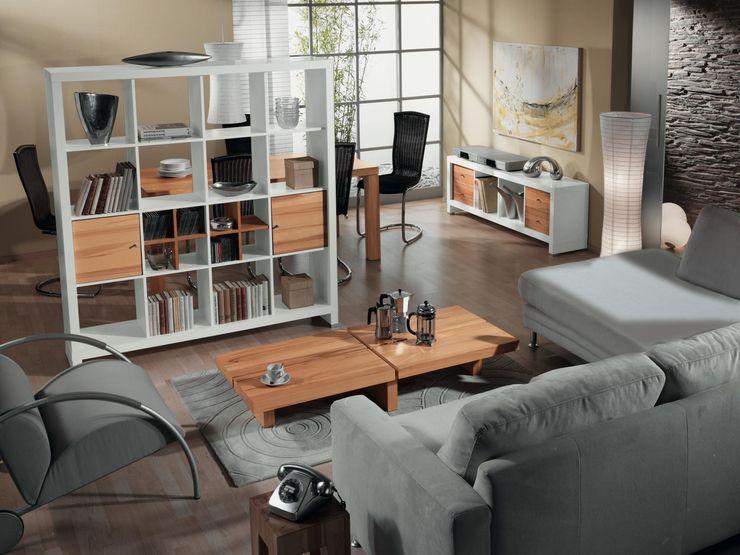 Немецкие кухни Living roomStorage