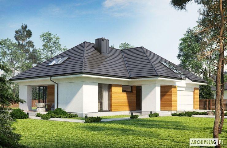 Pracownia Projektowa ARCHIPELAG Будинки