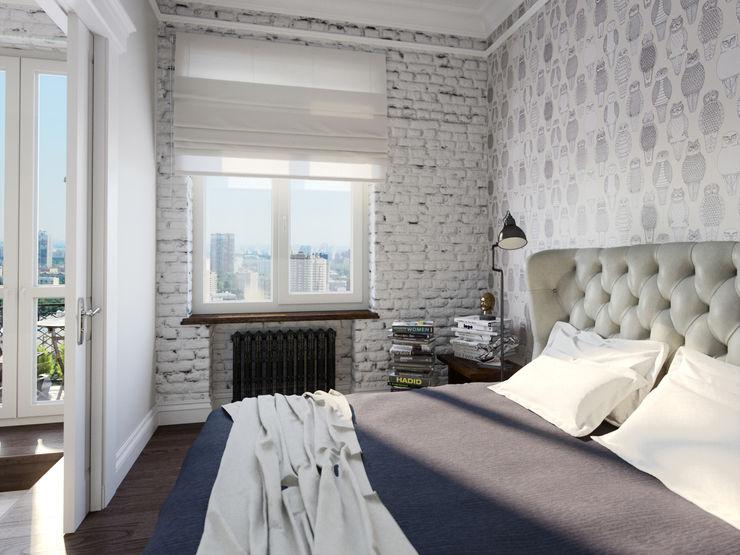 Aiya Design Industriale Schlafzimmer