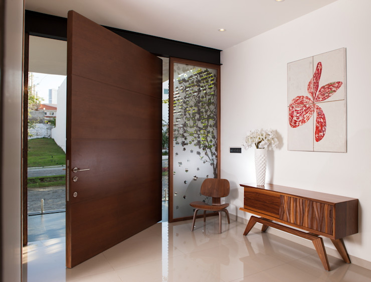 GLR Arquitectos Pintu & Jendela Modern