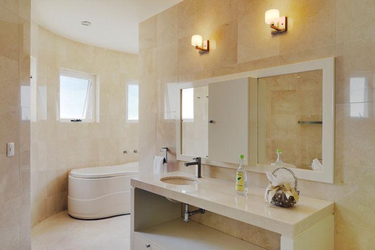 Excelencia en Diseño Casas de banho modernas