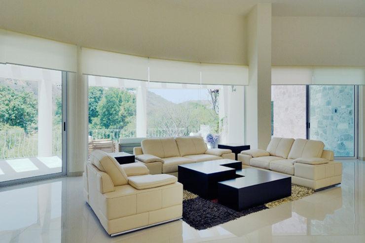 Excelencia en Diseño Salas de estar modernas