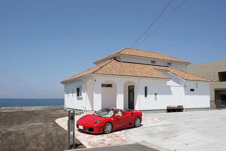 有限会社タクト設計事務所 Mediterranean style house