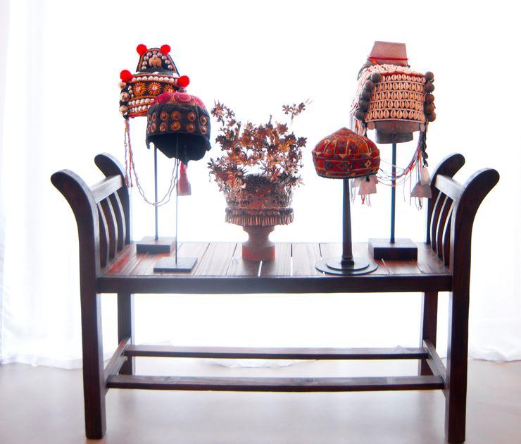 GUTMAN+LEHRER ARQUITECTAS Salones de estilo moderno
