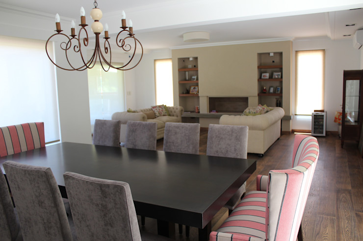 muebles modernos BAIRES GREEN MUEBLES ComedorMesas
