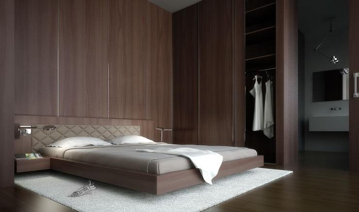 homify Dormitorios modernos: Ideas, imágenes y decoración