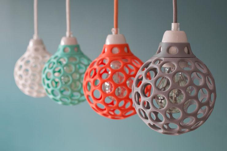 Leuchte Eos in 4 Farben Engineering-Art WohnzimmerBeleuchtung