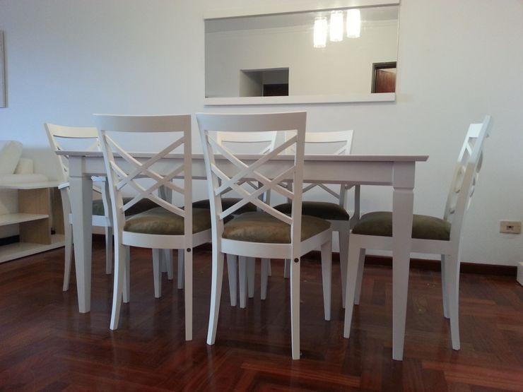 Proyecto Finalizado - Sector 3 Muebles del angel SalonesTaburetes y sillas