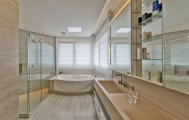 Espaço do Traço arquitetura Modern bathroom