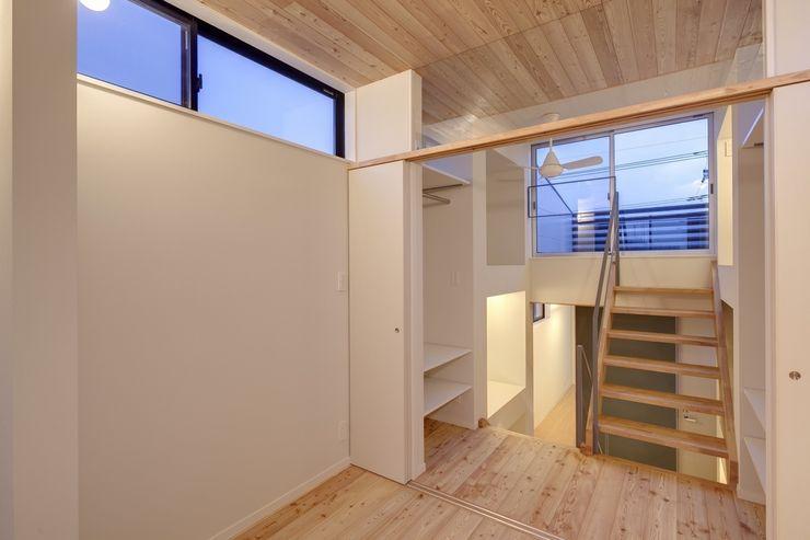 川越の家 株式会社FAR EAST [ファーイースト] オリジナルスタイルの 寝室
