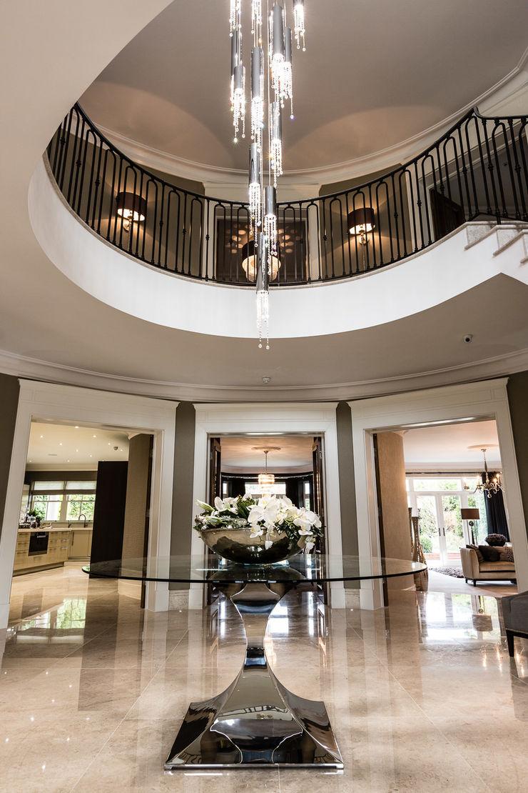 Hallway Luke Cartledge Photography Corredores, halls e escadas clássicos