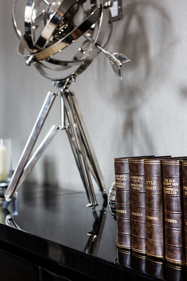 Study Detail Luke Cartledge Photography Espaços de trabalho clássicos
