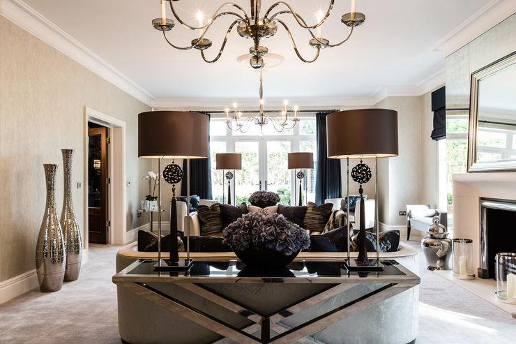 Living Room Luke Cartledge Photography Salas de estar clássicas