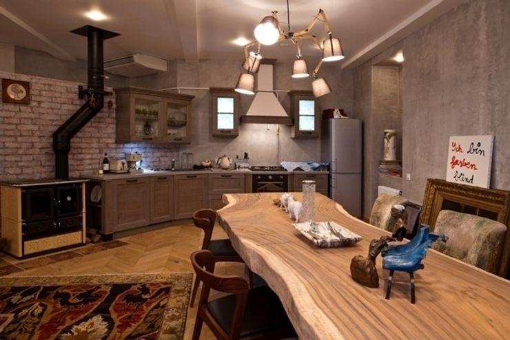 Дизайн-студия интерьера 'ART-B.O.s' Kitchen