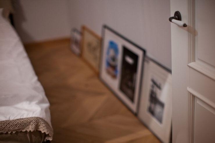 Дизайн-студия интерьера 'ART-B.O.s' Eclectic style bedroom