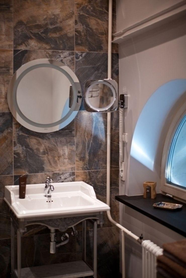 Дизайн-студия интерьера 'ART-B.O.s' Eclectic style bathroom