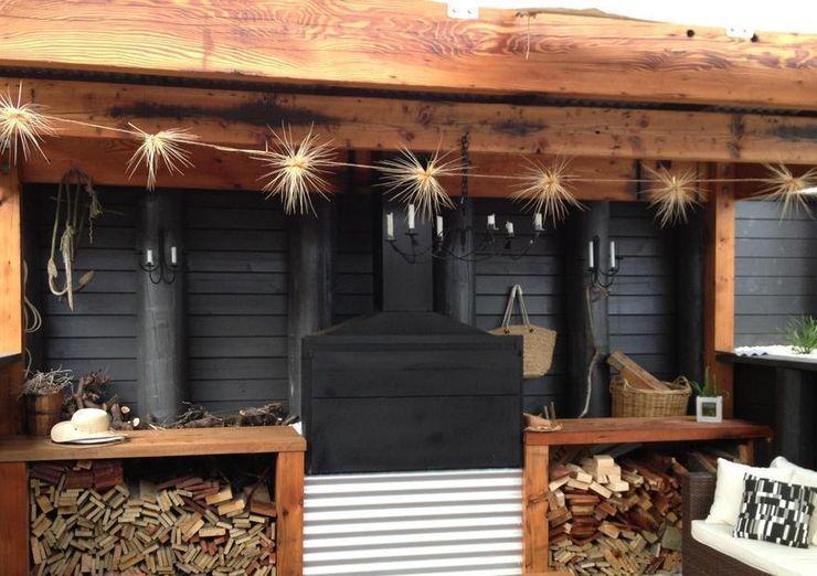 Exposed Braai The Braai Man JardimBarbecues e grelhadores
