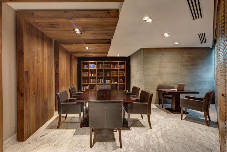 Biblioteca IDEA ARQUITECTURA Comedores modernos