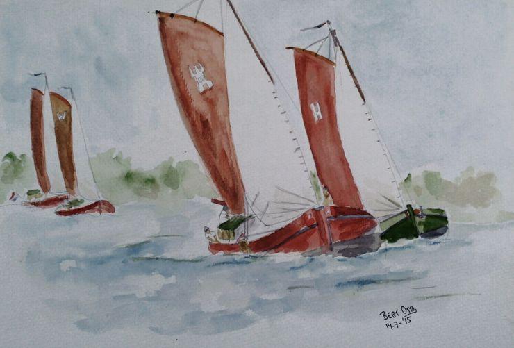 Bert Otto art of holland. 藝術品照片與畫作