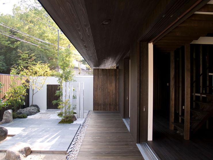 古津真一 翔設計工房一級建築士事務所 現代房屋設計點子、靈感 & 圖片