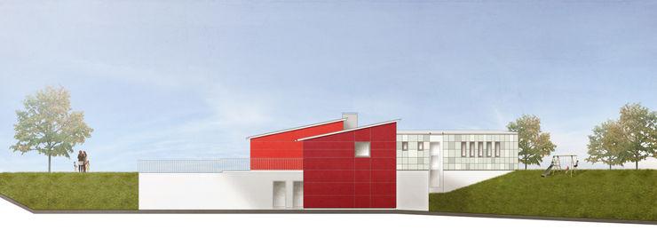 """""""Rotkäppchen"""" - Mastweg – Kindergarten in Wuppertal, Energetische Sanierung einer Kindertagesstätte insa4 ingenieure sachverständige architekten"""