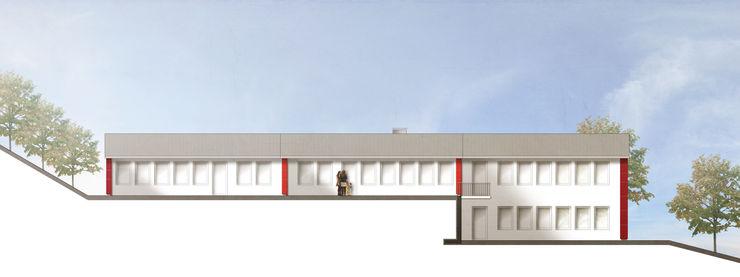 """""""Rotkäppchen"""" – Mastweg – Kindergarten in Wuppertal, Energetische Sanierung einer Kindertagesstätte insa4 ingenieure sachverständige architekten"""