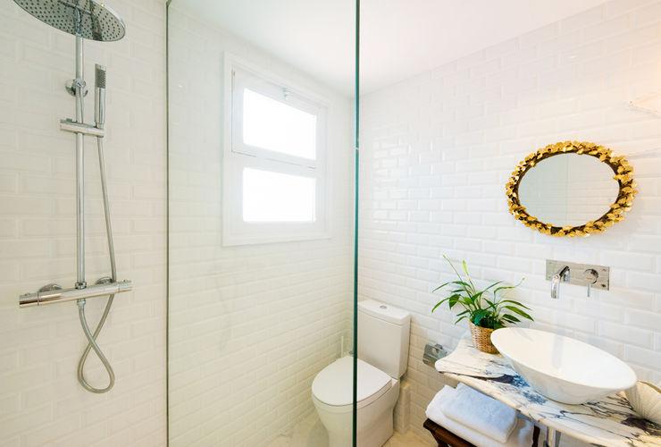 baño LF24 Arquitectura Interiorismo Baños de estilo moderno