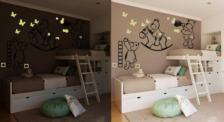 Pracownia Golden Sheep 嬰兒/兒童房裝飾品