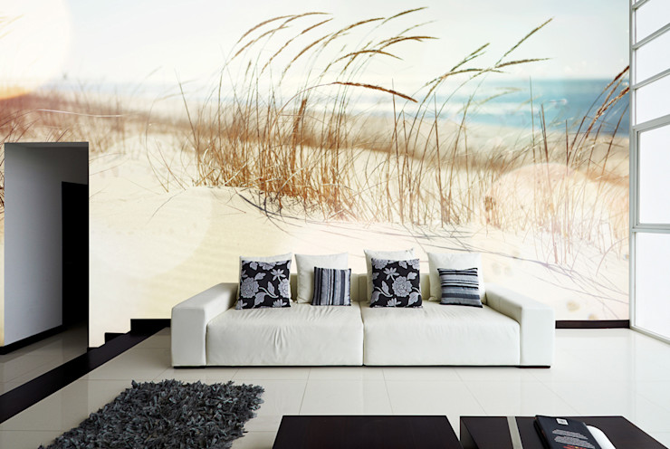 homify Eclectic style walls & floors