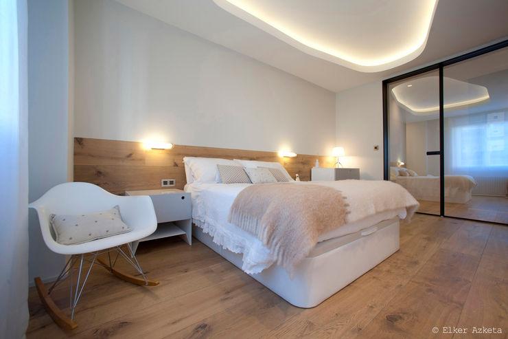 MADG Architect Спальня в стиле модерн