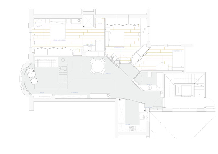 MADG Architect Дома в стиле модерн