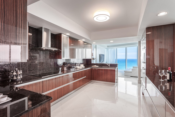 Regina Claudia p. Galletti Modern kitchen