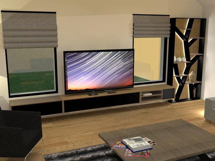 Démesure Multimedia-RaumMöbel