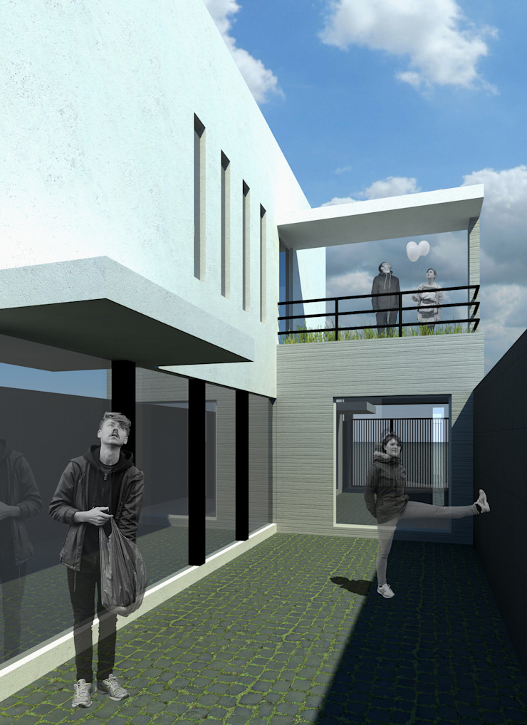 CASA L ODRACIR Casas modernas