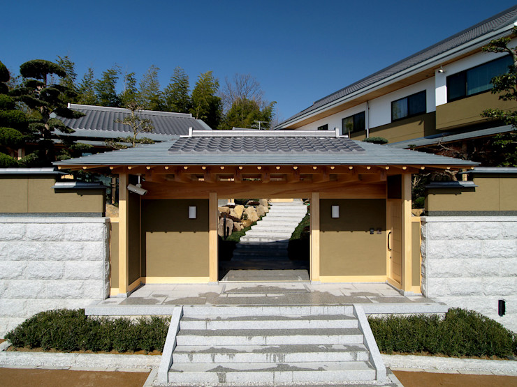 森田昌司建築空間設計 Будинки