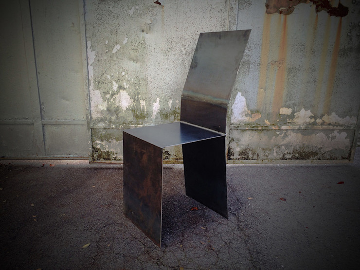 Stahlmanufaktur Wind 거실스툴 & 의자 철 / 철강