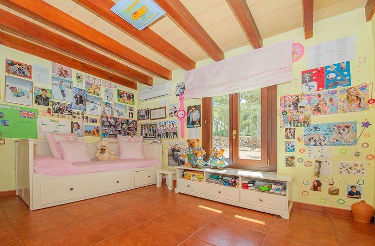 Villa S'Aranjassa Lola Habitaciones infantilesCamas y cunas Madera Blanco