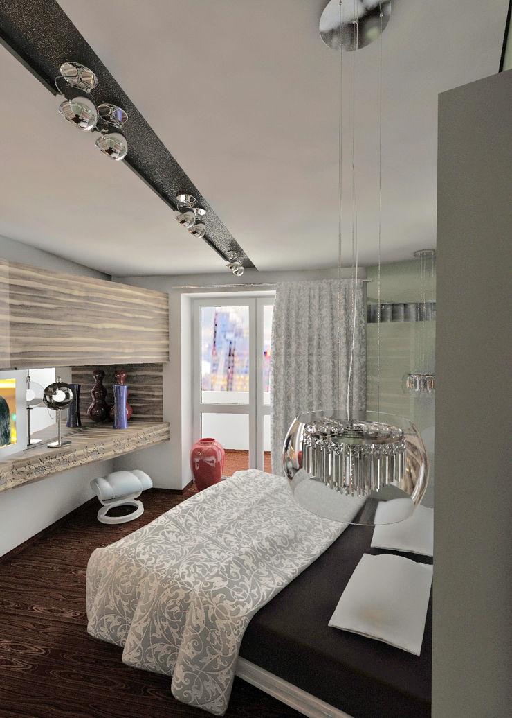 Частный архитектор, дизайнер Cuartos de estilo minimalista