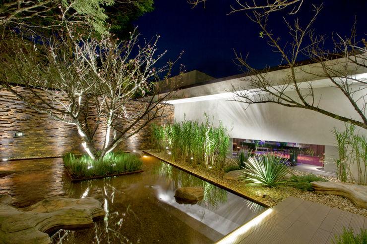 Hanazaki Paisagismo Modern Garden