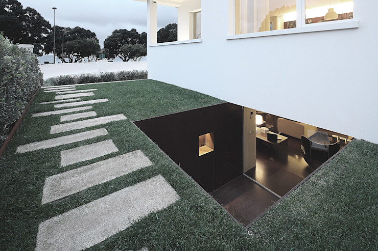 Casa José Prata Barbosa & Guimarães, Lda. Jardins modernos