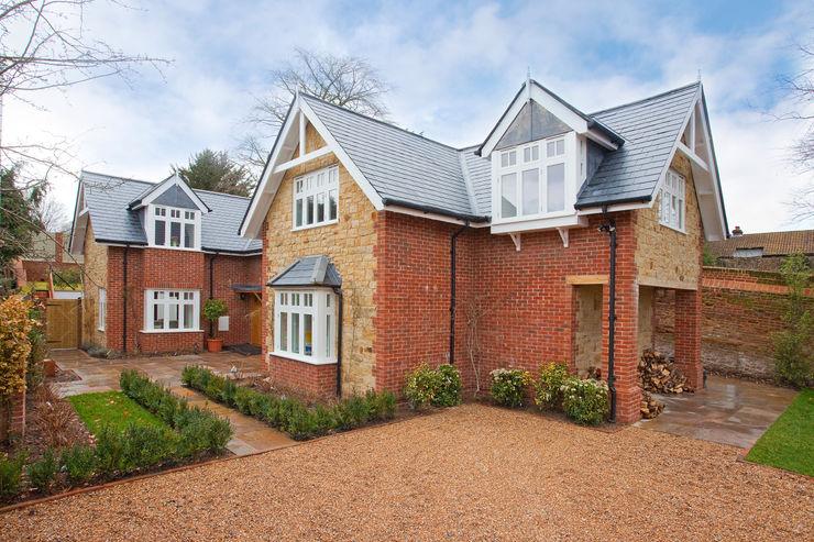 Wickham House C7 architects Moderne Häuser