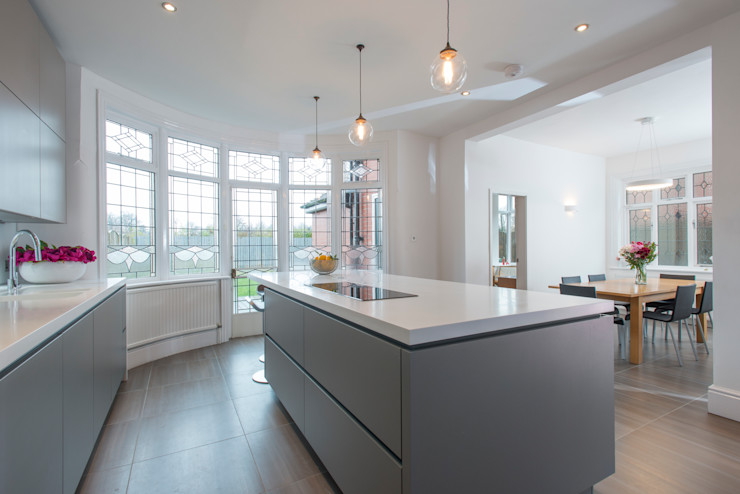Mr & Mrs Hopkins Diane Berry Kitchens Modern kitchen
