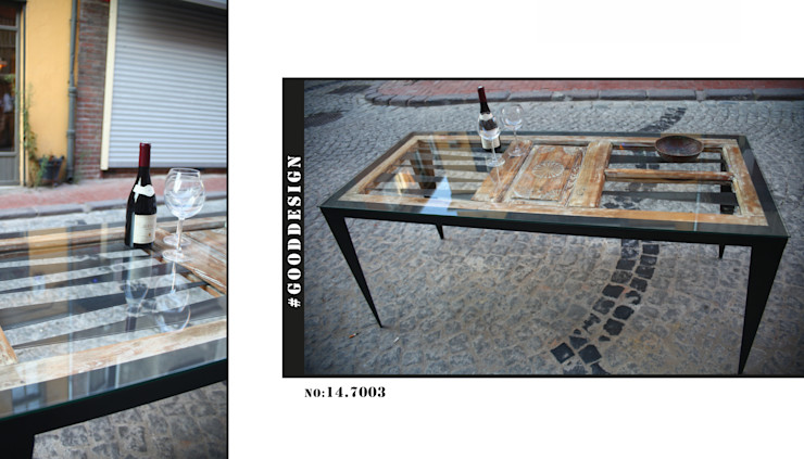 Dining table No:14.7003 Reformist Project ComedorMesas